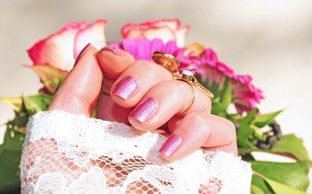 ruka nevěsty
