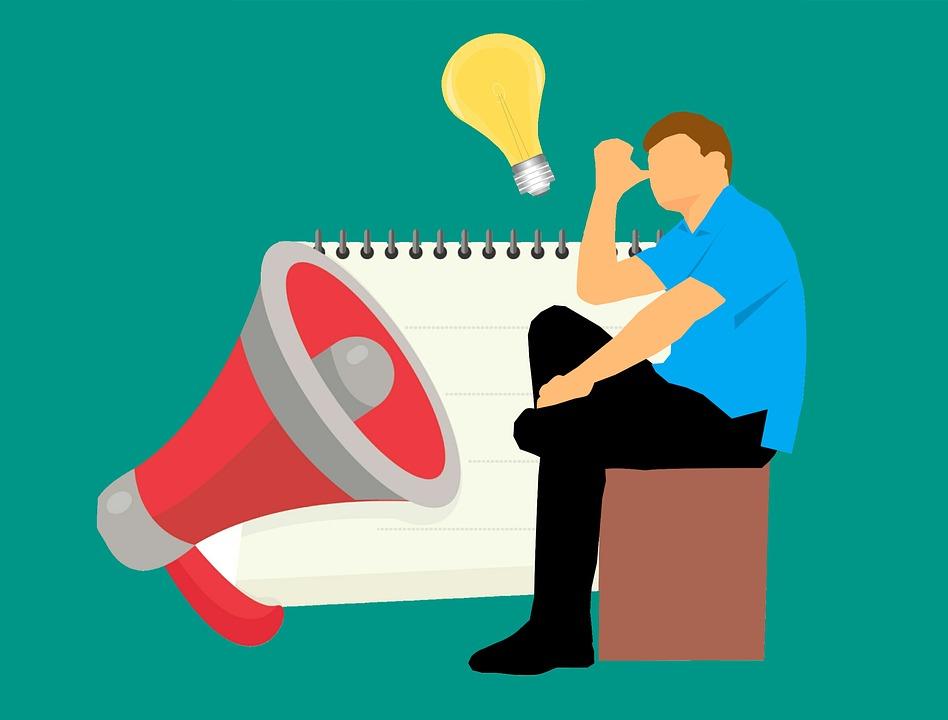 nápad, podnikateľ, notes
